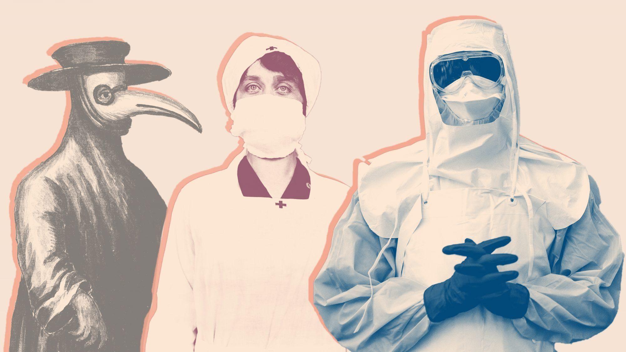 Saúde em tempos de pandemia